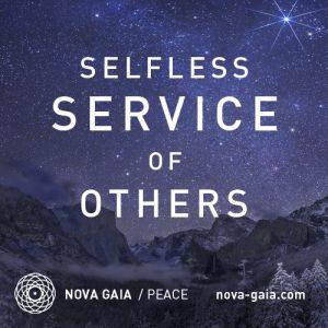 NOVA-GAIA-SELFLESS-SERVICE
