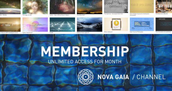 NOVA-GAIA-MEMBERSHIP